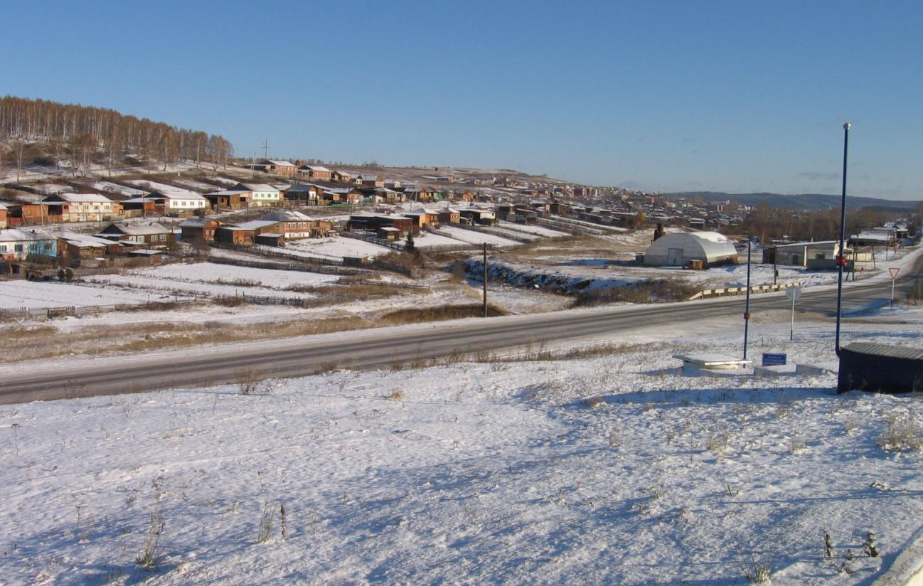 фото поселка арти свердловской области